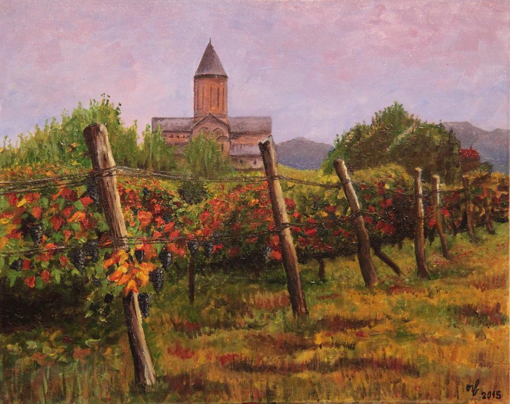 Vineyards of Georgia